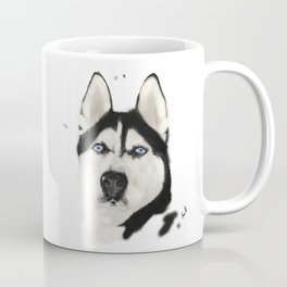 Husky Siberian Coffee Mug