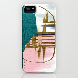 Riverboat iPhone Case