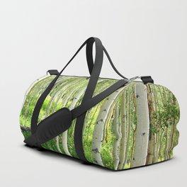 Aspen Trees Duffle Bag