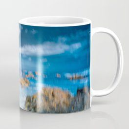 Spin Beach Coffee Mug