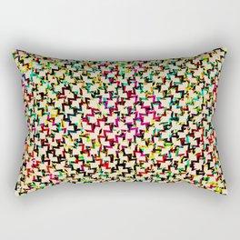 Punk Weave Rectangular Pillow