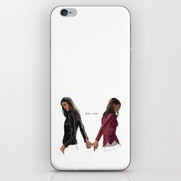Perdon, mi amor. iPhone Skin
