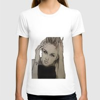 miley cyrus T-shirts featuring Miley Cyrus by Brittany Ketcham
