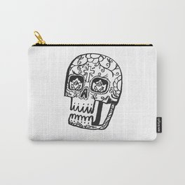 Day of the Deads - black Carry-All Pouch