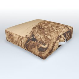 Hidden Treasure Outdoor Floor Cushion