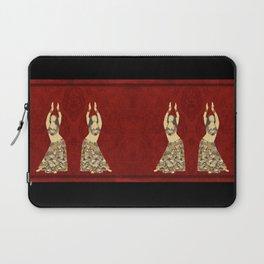 Belly dancer 3 Laptop Sleeve