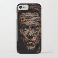 christopher walken iPhone & iPod Cases featuring Walken by Blake Byers