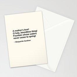 Mothers Day VI Stationery Cards