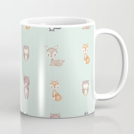 ANIMALS OF THE FOREST Coffee Mug
