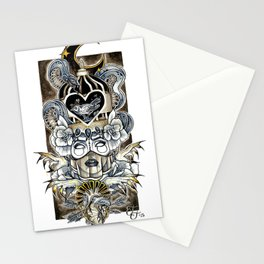 Queen Of Wishful Thinking Stationery Cards