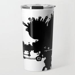 The Second City of Angels Travel Mug
