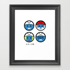Andy Awesome® Series 1 ID16 Framed Art Print