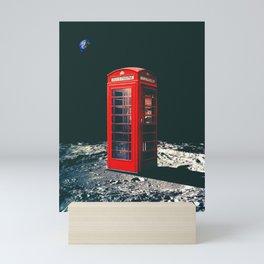 Long Distance Communication Mini Art Print