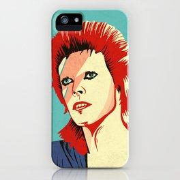Starman iPhone Case