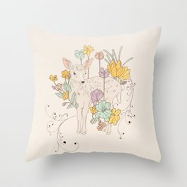 It Takes All Kinds Throw Pillow