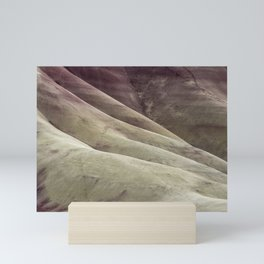 Hills as Canvas, No. 1 Mini Art Print