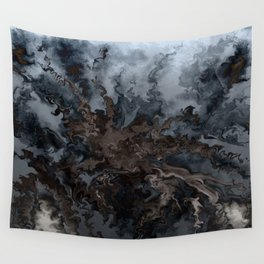 Storm of the Fallen Wall Tapestry