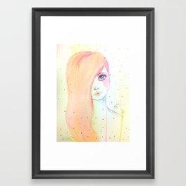 Ponephy Framed Art Print