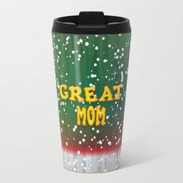 Great Mom Christmas Travel Mug