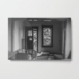 The Yellow House, Arena, North Dakota 16 Metal Print
