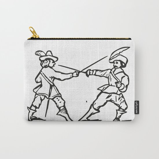 Musketeers Carry-All Pouch