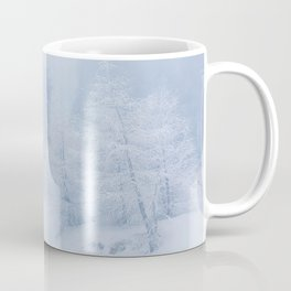 Frozen trees Coffee Mug