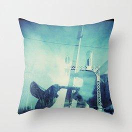 RRX Throw Pillow