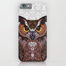 Great Horned Owl 2016 Slim Case iPhone 6s