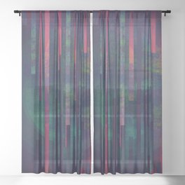 Sound Sheer Curtain