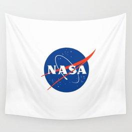 Logo of Nasa 1 Wall Tapestry