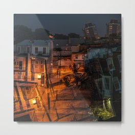 Drunk Guilford Metal Print