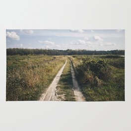 Road to the Clouds Rug