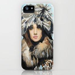 Savage Beauty  iPhone Case