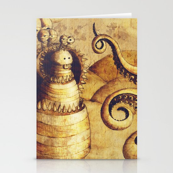 Brusuillis Stationery Cards