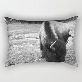Lost in fur Rectangular Pillow