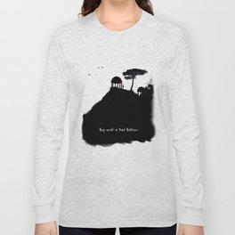 The Silent Shrines Long Sleeve T-shirt