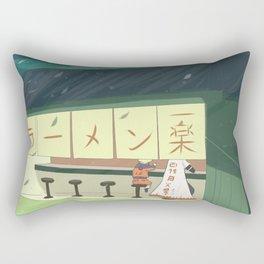 Ichiraku Ramen Shop Rectangular Pillow