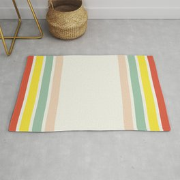 Summer Stripes Rug