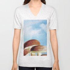 Mushroom Heaven Unisex V-Neck