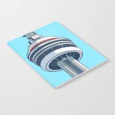 CN Tower Notebook
