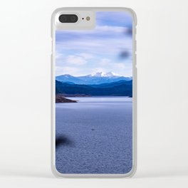 Perspective Clear iPhone Case