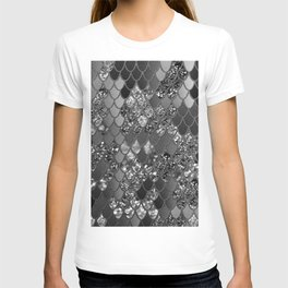 Mermaid Glitter Scales #7 (Faux Glitter) #shiny #decor #art #society6 T-shirt