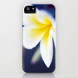 Wild Blue Morning iPhone Case