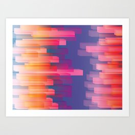 Dichroic Sample 273 Art Print