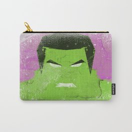 The Grunge Green Rage Carry-All Pouch