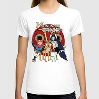 mononoke T-shirts featuring Mononoke Time by RebelArtCollective