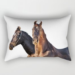 marwary horse Rectangular Pillow