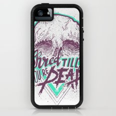 Shred Till You're Dead Adventure Case iPhone (5, 5s)