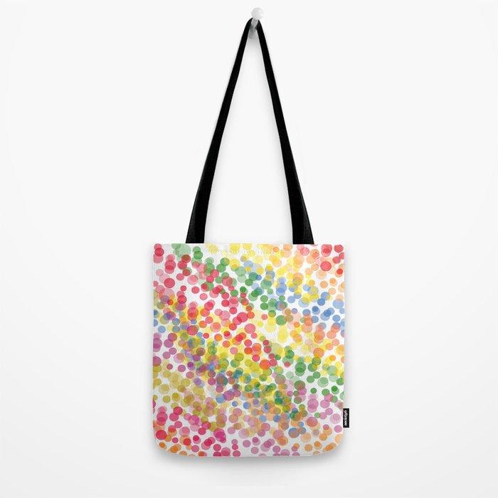 Gotas de Felicidad Tote Bag