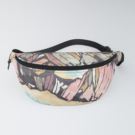 Solitary Beach Fanny Pack